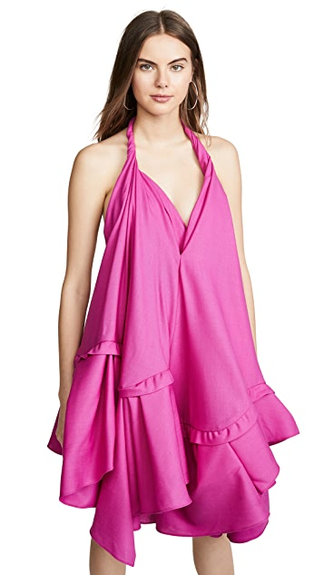 Jacquemus Rosa Dress