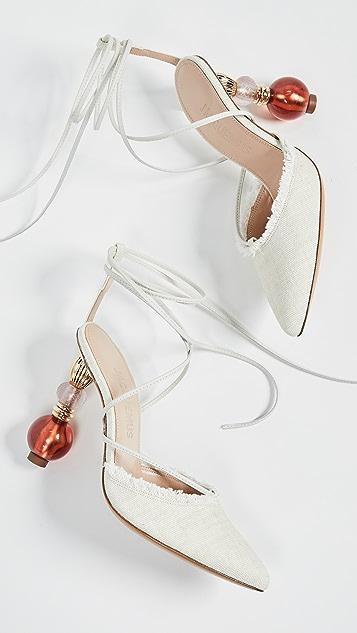 Jacquemus Les Portofino D'orsay Sandals
