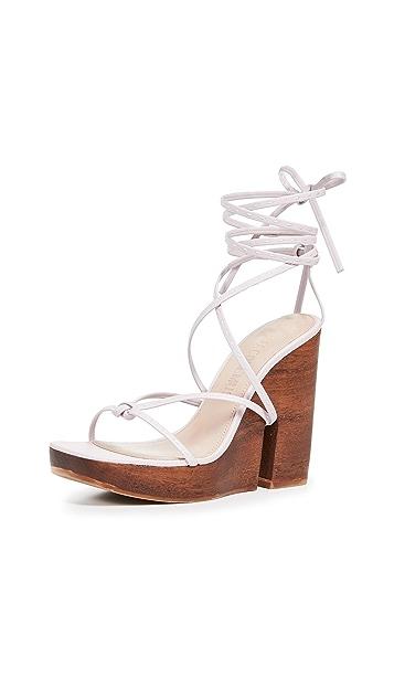 Jacquemus Les Sandales Pilotis 凉鞋