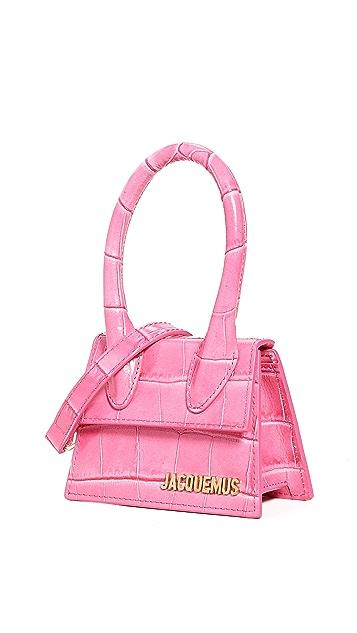 Jacquemus Миниатюрная сумка Le Chiquito