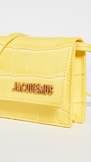 Jacquemus Le Bellow Crossbody Bag