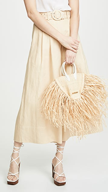 Jacquemus Le Petit Baci Bag