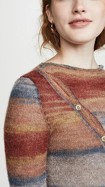 Jacquemus Pau Mesh Sweater