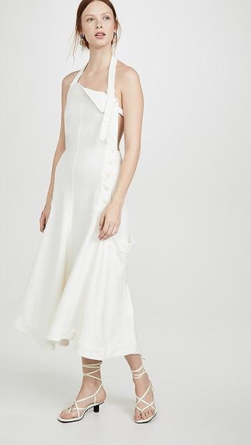 Jacquemus 围裙式连衣裙