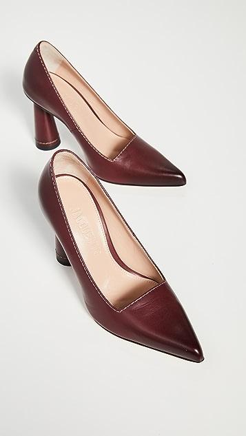 Jacquemus Les Chaussures Leon 浅口鞋