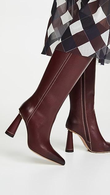 Jacquemus Les Bottes Leon Hautes 靴子