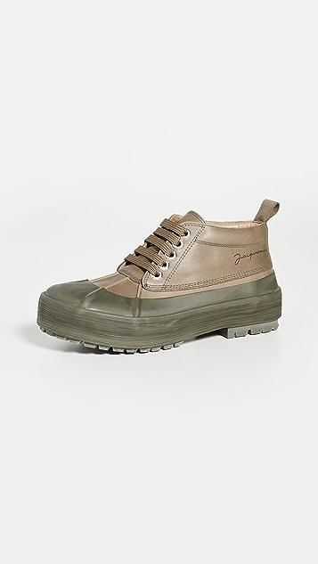 Jacquemus Les Meuniers 靴子