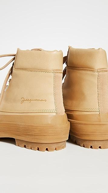 Jacquemus Les Meuniers Hautes Boots