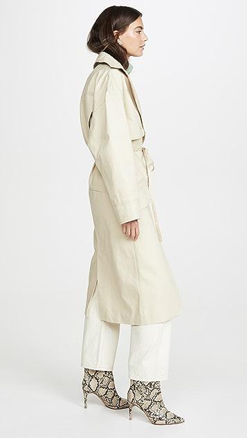 Jacquemus Bagli Coat