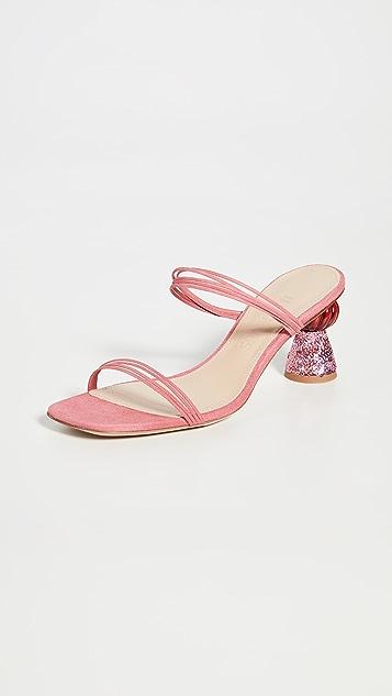 Jacquemus Les Mules Vallena 便鞋
