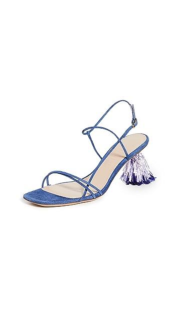 Jacquemus Les Raphia Sandals