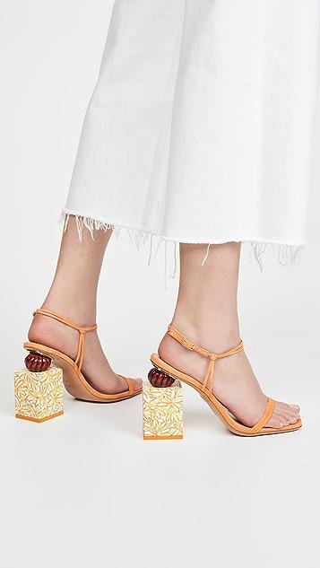 Jacquemus Les Elme 凉鞋