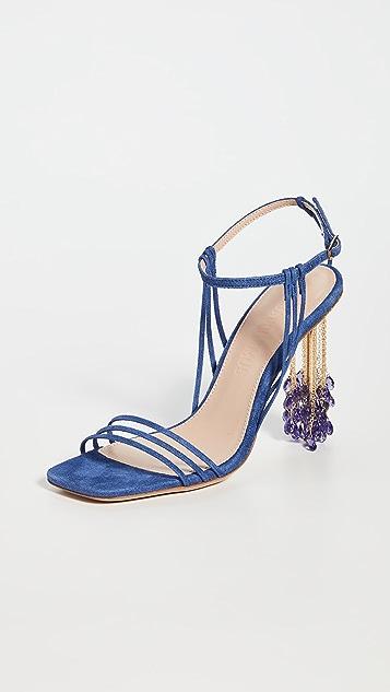 Jacquemus Les Lavandes 凉鞋