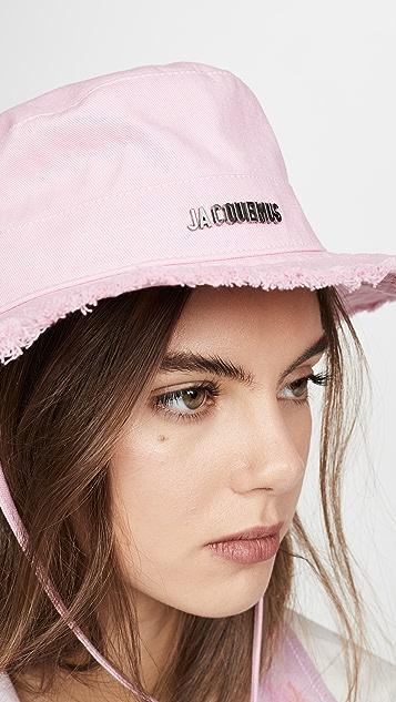 Jacquemus Le Bob Artichaut Hat