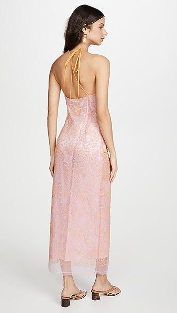 Jacquemus The Lavender Dress