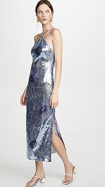 The Lavandou Dress