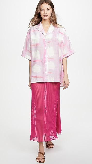 Jacquemus The Vallena Shirt