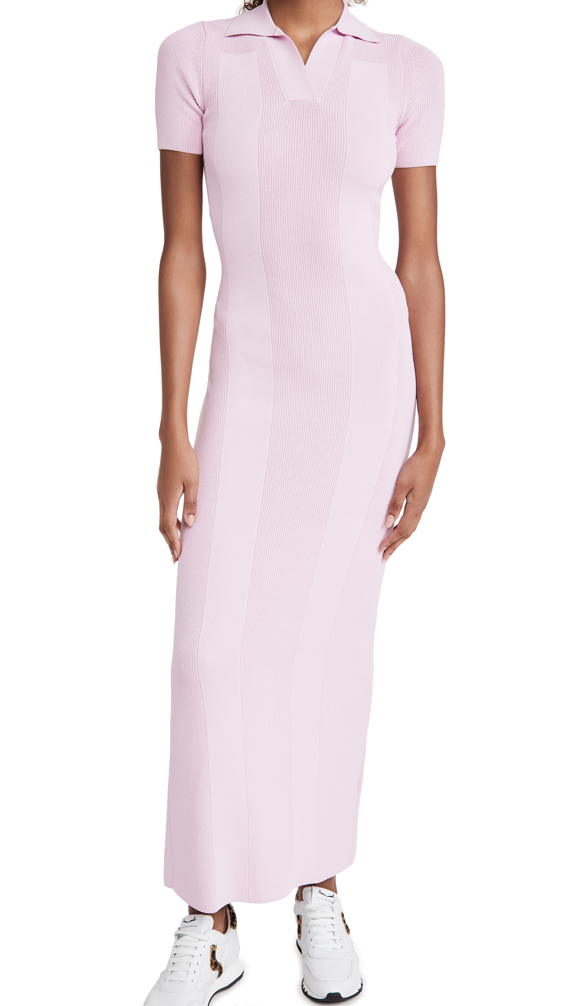 Jacquemus Polo Knit Dress