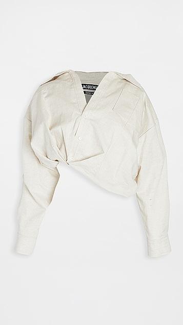Jacquemus Mejean 衬衫