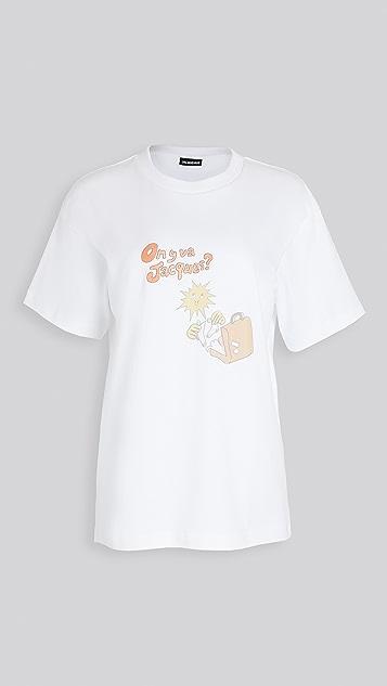 Jacquemus Jacques T 恤