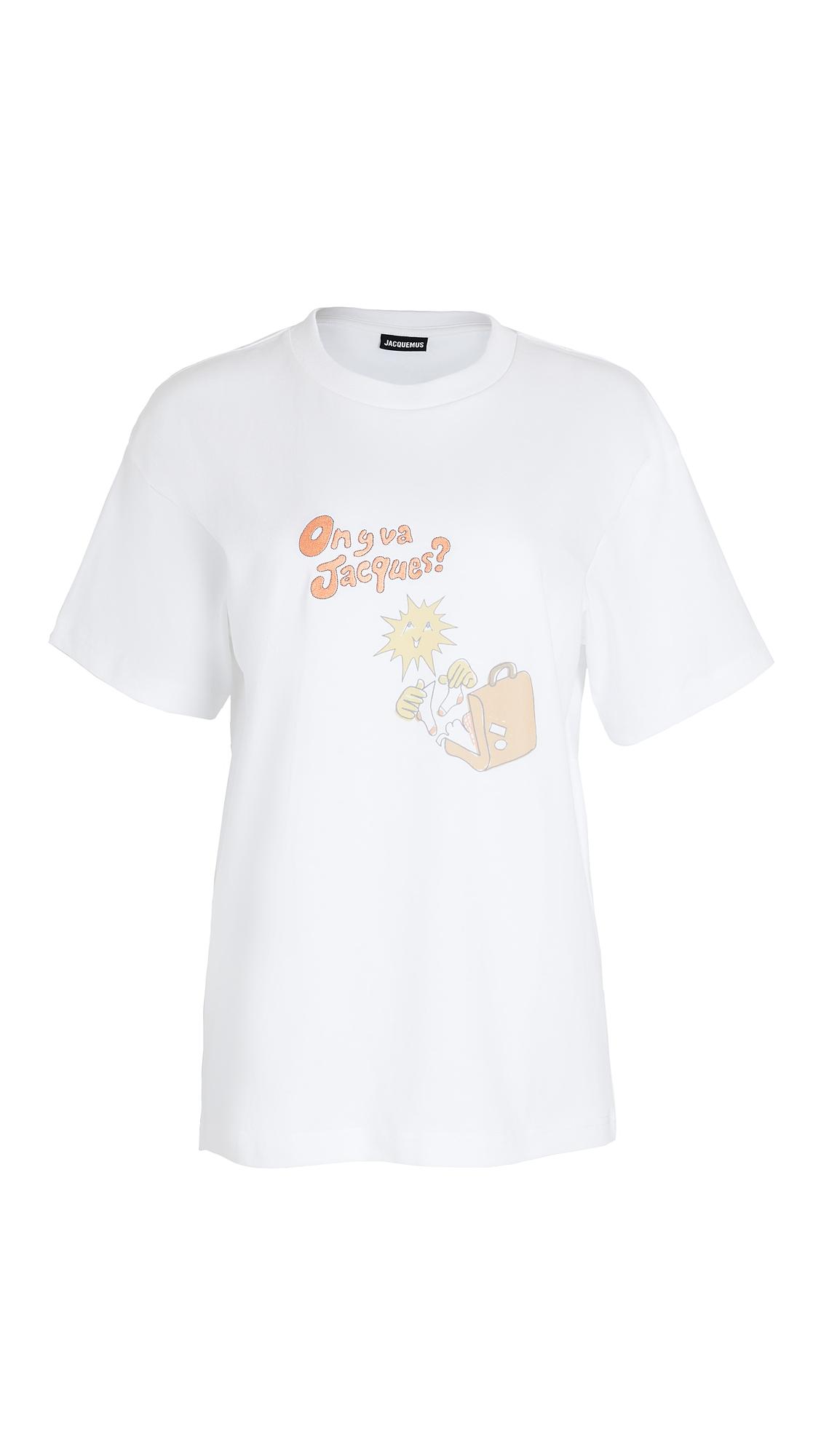 Jacquemus Jacques T-Shirt