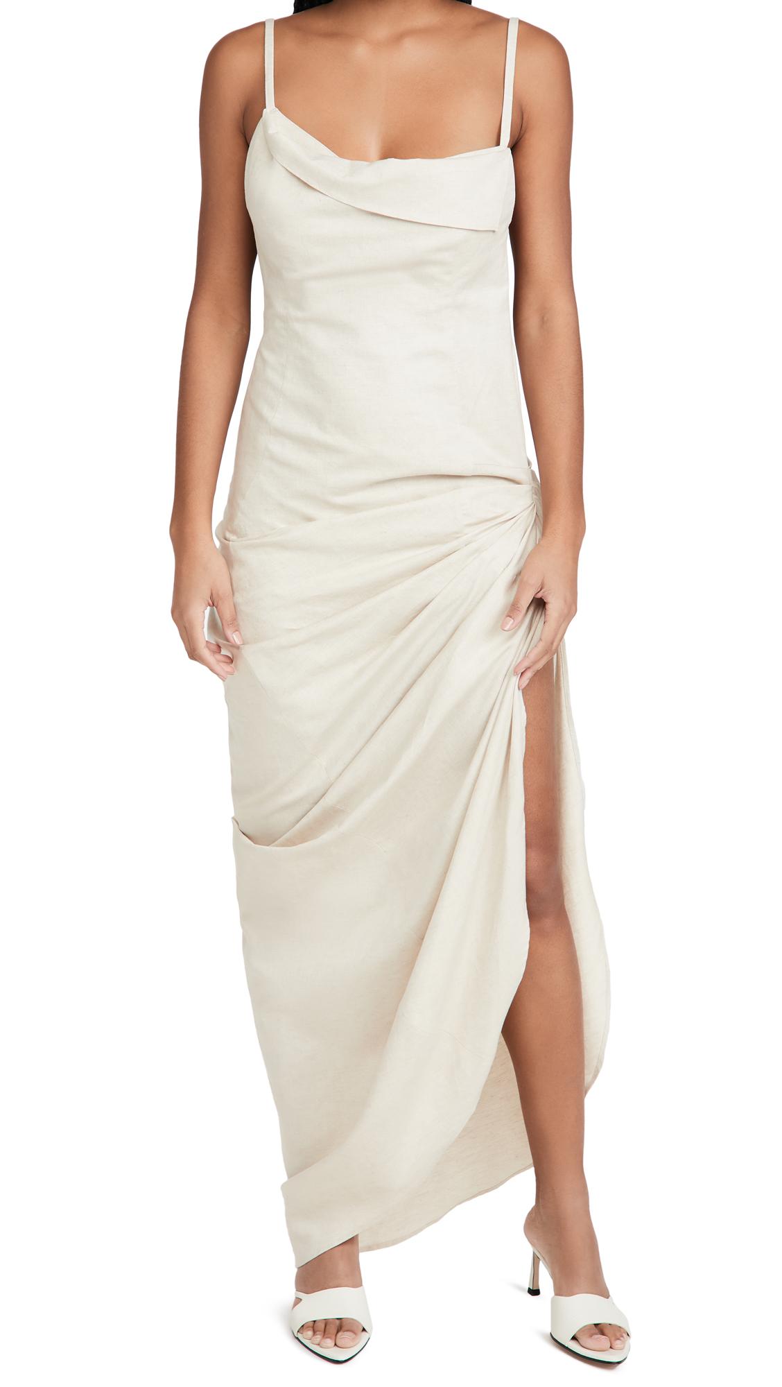 Jacquemus Saudade Long Dress