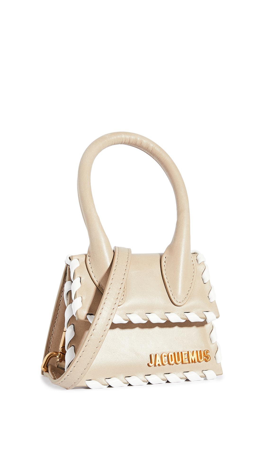 Jacquemus Le Chiquito Stripe Bag