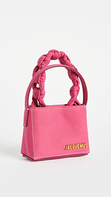 Jacquemus Braided Handle Mini Bag