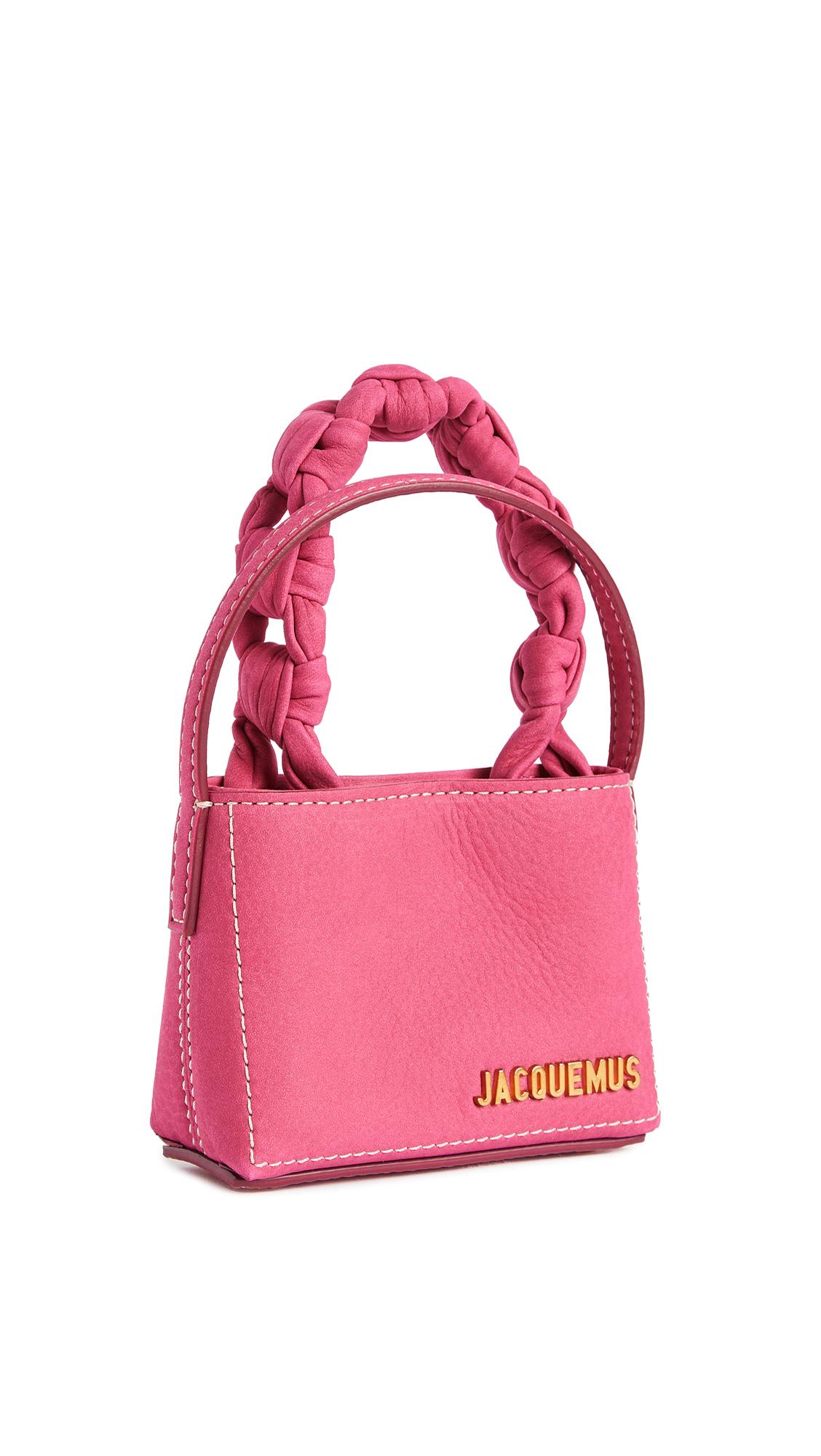 Jacquemus Braided Handle Mini Bag