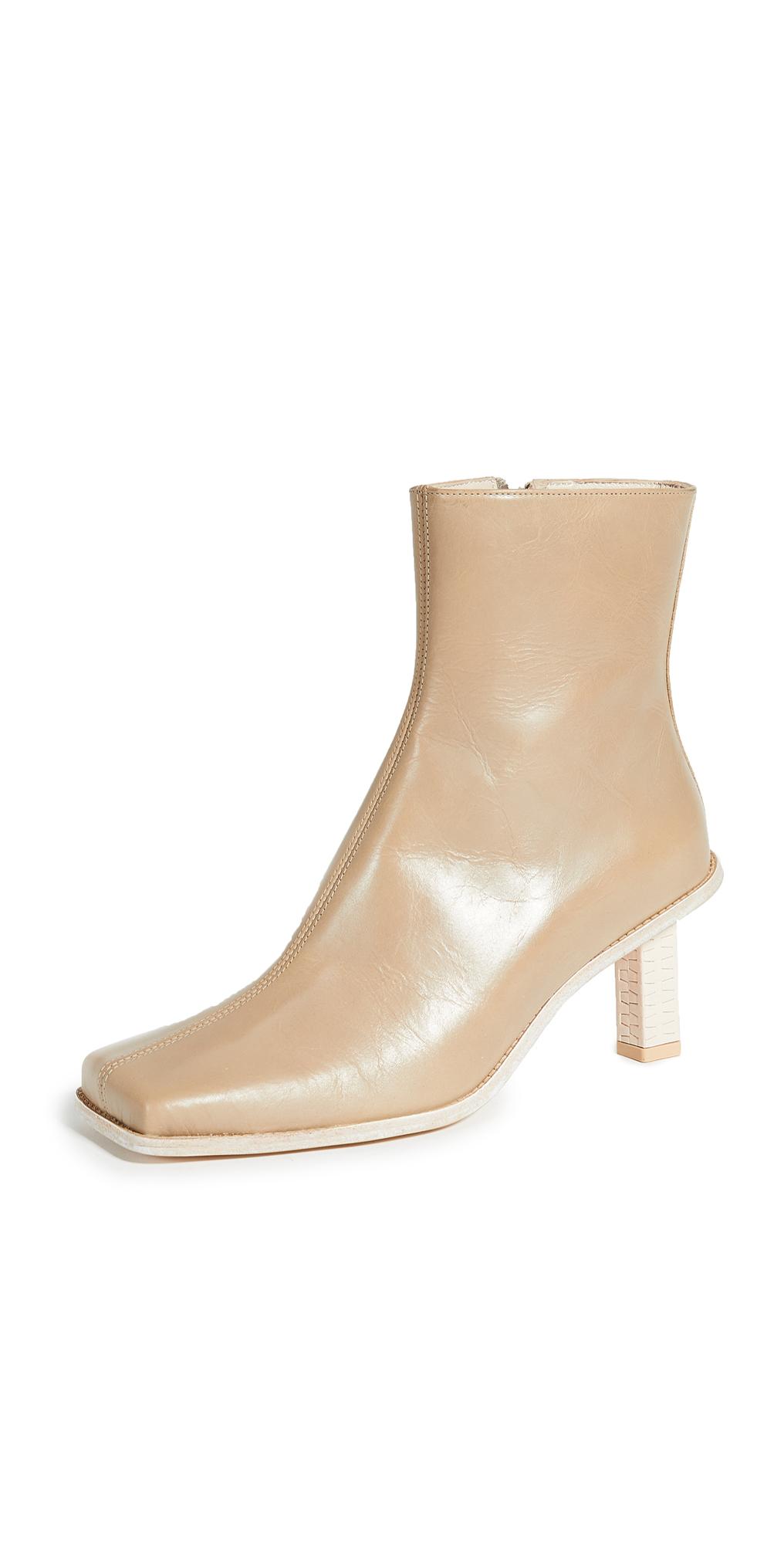 Jacquemus Les Bottes Carro Basses Boots