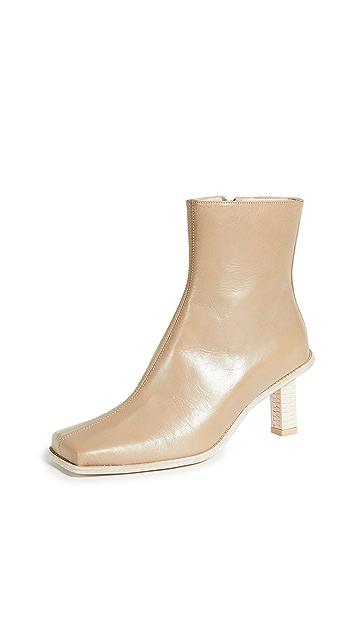 Jacquemus Les Bottes Carro Basses 靴子