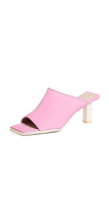 Jacquemus Les Mules Carino - Pink
