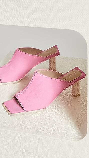 Jacquemus Les Carino 穆勒鞋