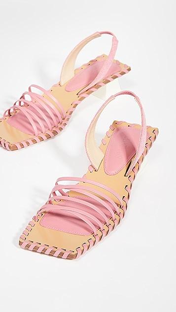 Jacquemus Les Valerie 凉鞋