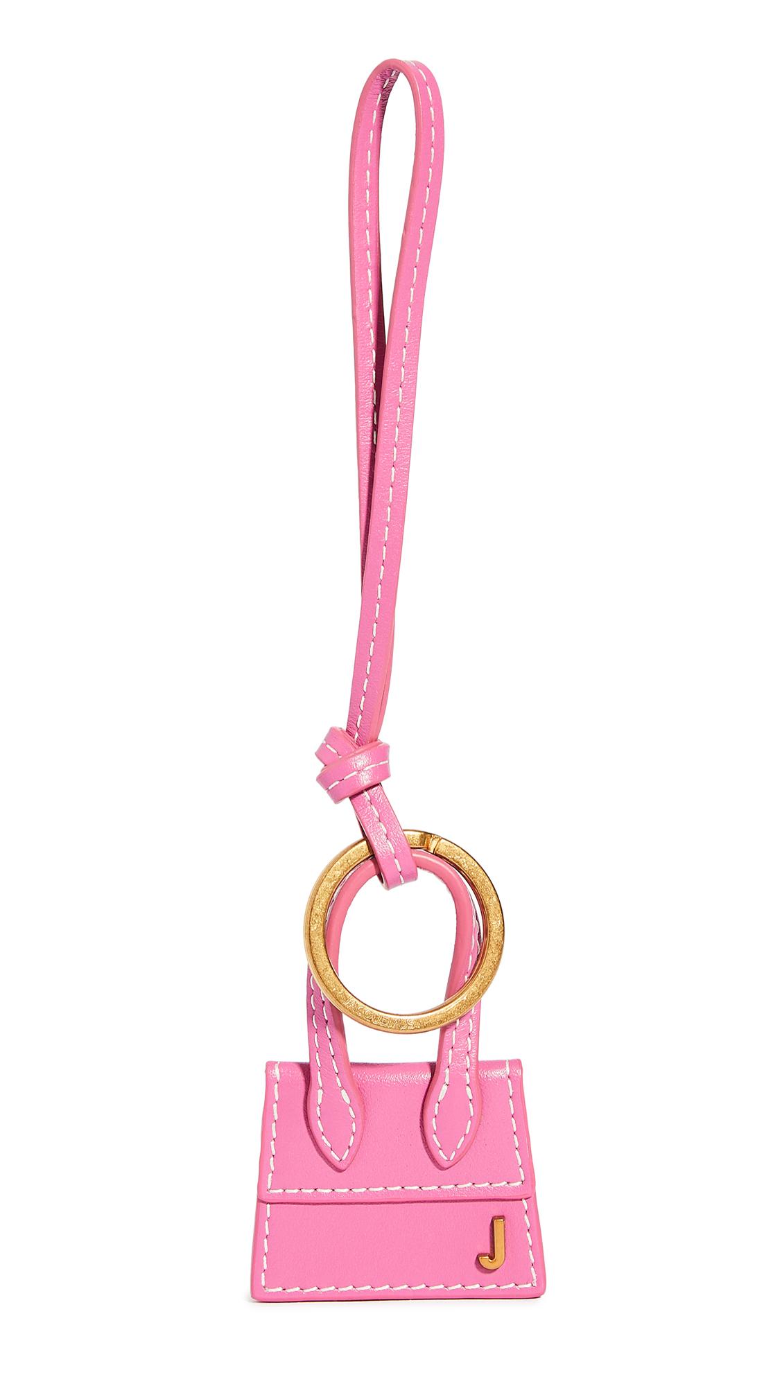 Jacquemus Le Porte Cle Chiquito Key Chain