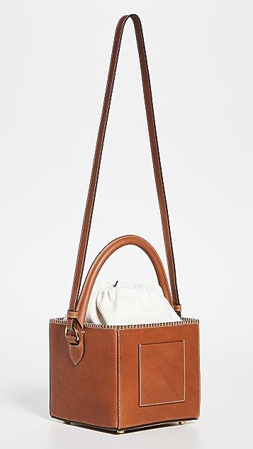 Jacquemus Le Seau Carre Bag