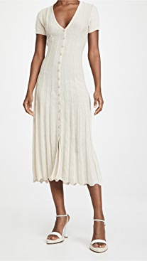 Jacquemus Cardigan Dress