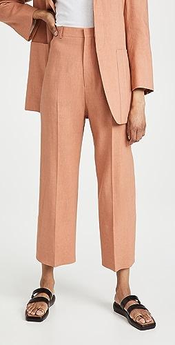 Jacquemus - Santon Cropped Pants