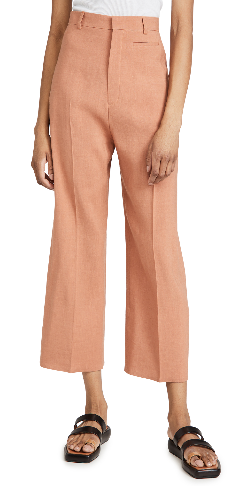 Jacquemus Santon Cropped Pants