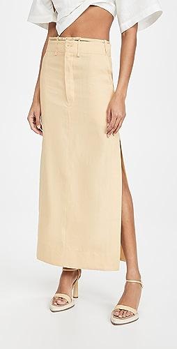 Jacquemus - Terraio Skirt