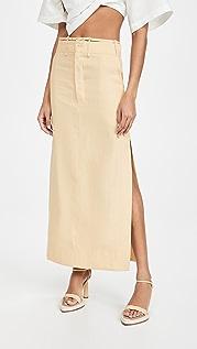 Jacquemus Terraio Skirt