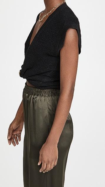 Jacquemus Haut Noue 针织女式衬衫