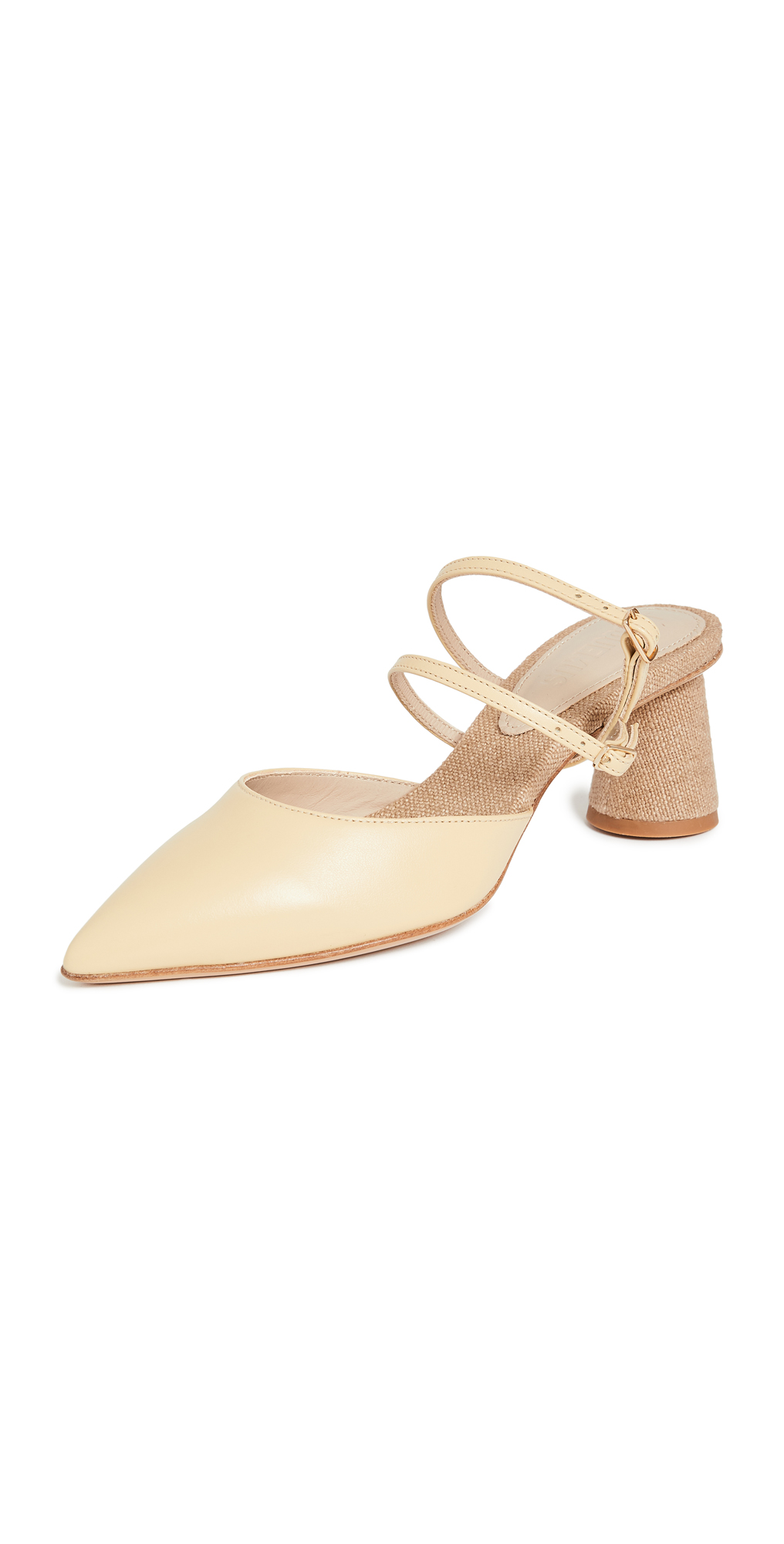 Jacquemus Les Chaussures Basgia Mules