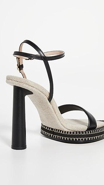 Jacquemus Les Novio 凉鞋
