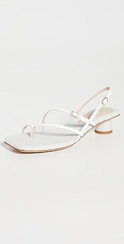 Jacquemus - Les Sandales Basgia Sandals
