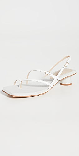 Jacquemus - Les Sandales Basgia 凉鞋