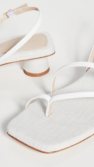 Jacquemus Les Sandales Basgia Sandals
