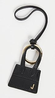 Jacquemus Mini Chiquito 钥匙环