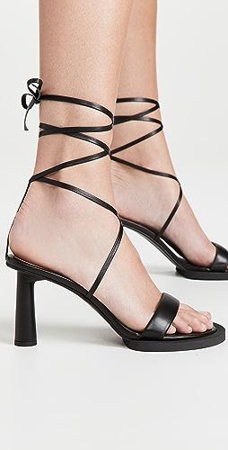 Jacquemus - Les Carr Rond Sandals