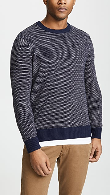 J. Crew Classic Merino Birdseye Sweater